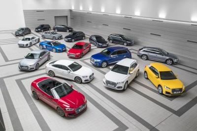 Audi UK Launches New Scrappage Incentive