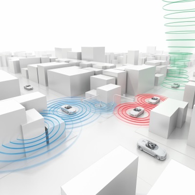 AUDI ANNOUNCES THE FIRST VEHICLE TO INFRASTRUCTURE (V2I) SERVICE - THE NEW TRAFFIC LIGHT INFORMATION SYSTEM