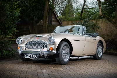 The Last Big Healey Ever Made Joins CCA Mega Sale At The NEC