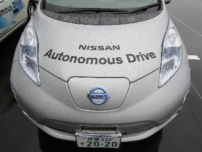 THE TRUTH ABOUT AUTONOMOUS DRIVE CARS, BY CARLOS GHOSN