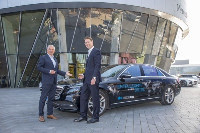 On the way to autonomous driving: Baden-Württemberg is setting the pace for the mobility of tomorrow