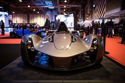 BAC RETURNS TO AUTOSPORT INTERNATIONAL TO SHOWCASE ONE-OF-A-KIND MONO SUPERCAR