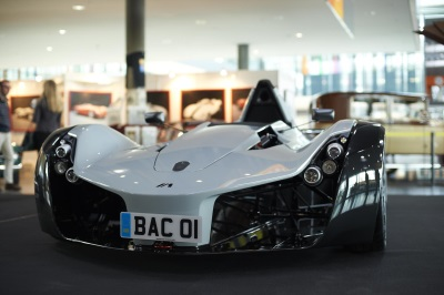 BAC Mono Supercar Steals The Show At Japanese Society Of Automotive Engineers (JSAE) Congress 2017