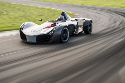 WATCH THE BAC MONO OUTGUN THE McLAREN P1 GTR TO BECOME THE FASTEST CAR EVER TESTED BY EVO MAGAZINE AT ANGLESEY