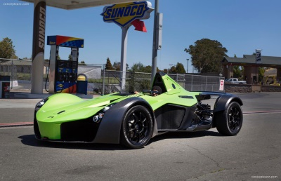British Manufacturer Behind Mono Supercar, Briggs Automotive Company (BAC), Officially Launches BAC USA