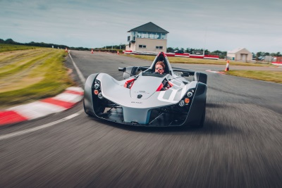 Mono On The Map: BAC Mono Stuns Bill Fichtner On Top Gear USA TV And Makes Top Gear Magazine'S All-Time Top 50 Cars