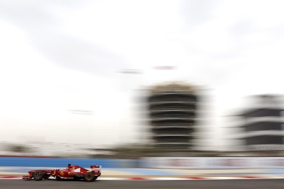 Bahrain test begins Wednesday: Alonso to start