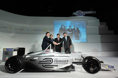 Bangkok Revealed As Candidate City For FIA Formula E Championship