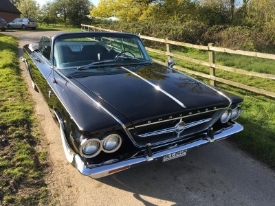 CALLS FOR ENTRY: BARONS' BUSTER LANG CLASSIC AMERICAN AND JAGUAR HERITAGE SALES