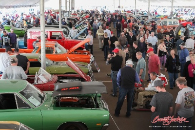 MIDWEEK RECORD CROWDS AT DAY FIVE OF BARRETT-JACKSON