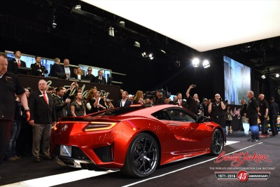 Barrett-Jackson Raises More Than $3.4 Million For Charity During 45th Anniversary Auction In Scottsdale