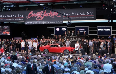 Barrett-Jackson Wraps Record-Breaking 45th Anniversary Year With Strong Las Vegas Auction