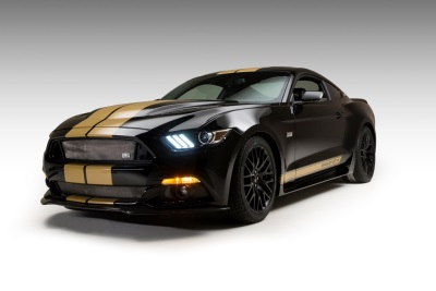 Barrett-Jackson to Auction Concept/Prototype Shelby GT-H For Carroll Shelby Foundation At Inaugural Northeast Auction