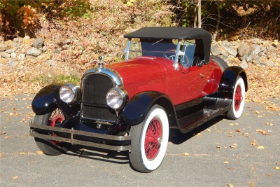 Barrett-Jackson's Northeast Auction Features Well-Preserved, Restored American Prewar Classics
