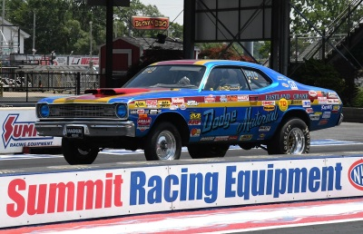 Beckman Takes Two Of Last Three With NHRA Norwalk Win In Mopar Dodge Charger R/T Funny Car