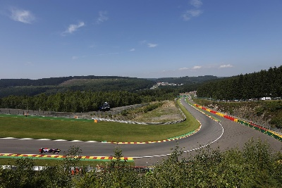 RICCIARDO AND VETTEL PREVIEW THE BELGIAN GRAND PRIX