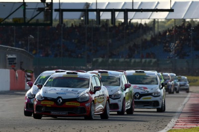BEN DAVIS TO JOIN TEAM PYRO LINE-UP FOR SILVERSTONE'S 'CRUNCH' RENAULT UK CLIO CUP ROUNDS