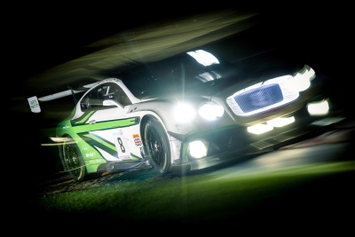 Bentley Takes 24 Hours Of Spa Podium And Builds Championship Leads
