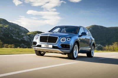 BENTLEY BENTAYGA DIESEL: EFFORTLESS DRIVING WITH PEERLESS LUXURY