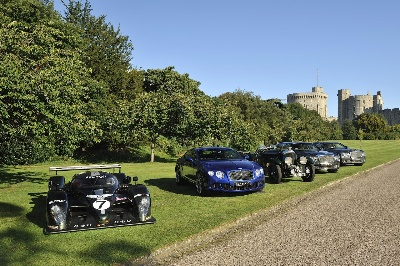 Bentley Celebrates Best Of British Innovation And Excellence At The Coronation Festival