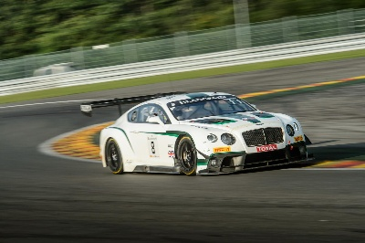 CONTINENTAL GT3 PROVES ITSELF AS 24-HOUR RACER