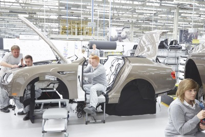 Bentley Maintains Top Employer Status