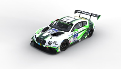 BENTLEY RETURNS TO THE GREEN HELL