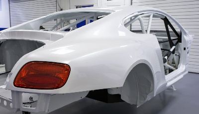 BENTLEY CONTINENTAL GT3 PROJECT POWERS AHEAD