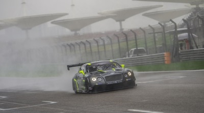 BENTLEY TEAM ABSOLUTE RETAINS GT ASIA TITLE