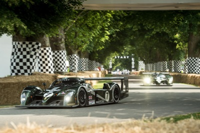 £10 Million Le Mans Bentley Speed 8 To Be Reunited With Tom Kristensen At Race Retro