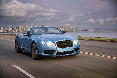 DEMAND FOR BENTLEY CONTINUES TO GROW