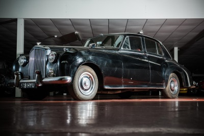 Owned By A Well Respected Man- Sir Ray Davies' Bentley For Auction