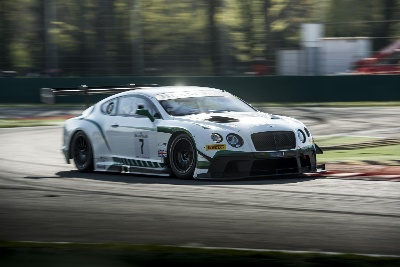 BENTLEY BRINGS HOME THE SILVERWARE FROM MONZA