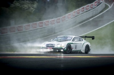 BENTLEY RACE REVIEW FROM 24 HOURS OF SPA