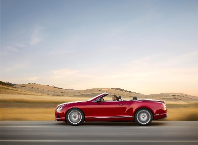 STRONG PERFORMANCE FOR BENTLEY AT HALF-YEAR POINT