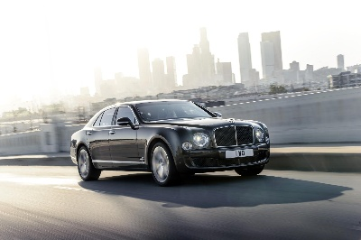 BENTLEY WINS CATEGORY IN WALPOLE AWARDS