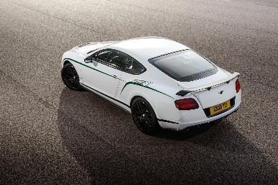 BENTLEY TAKES POLE POSITION IN WIRED MAGAZINE'S LIST OF THE BEST