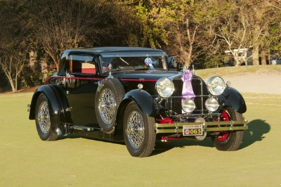 'Best of Show' Named at 2013 Hilton Head Island Motoring Festival & Concours d'Elegance