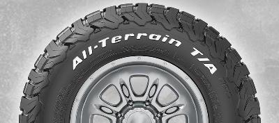 BFGOODRICH® TIRES INTRODUCES ITS TOUGHEST ALL-TERRAIN TIRE