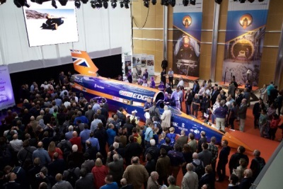 BLOODHOUND Supersonic First Record Attempt: October 2017