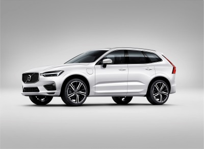 Bluewater Shoppers To Get Early Look At Volvo's New XC60