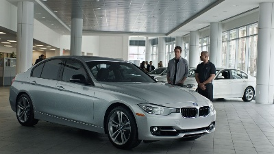 BMW DEBUTS TELEVISION COMMERCIAL FOR THE BMW 3 SERIES FEATURING ACTRESS BROOKLYN DECKER