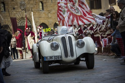 FOUR STAGES, 1000 MILES AND THE BMW 328: BMW GROUP CLASSIC AT THE MILLE MIGLIA 2016
