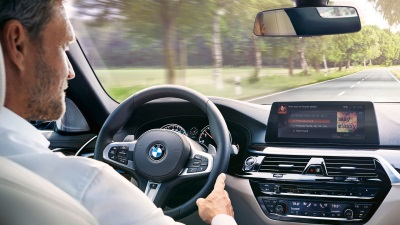 Digital Lifestyle At The BMW Group: Seamless In-Car Integration Of Amazon Alexa In BMW And Mini