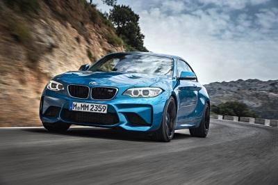 The BMW M2 Wins Automobile Magazine's 2017 All-Stars Award At Amelia Island Concours D 'Elegance
