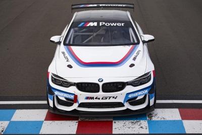 BMW M4 GT4 Makes North American Debut At Watkins Glen International During Sahlen's Six Hours Of The Glen Weekend