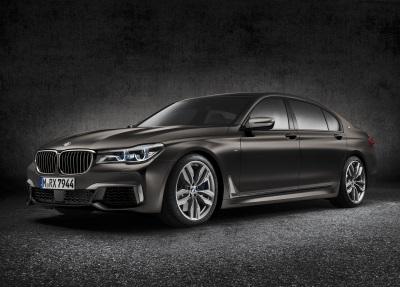 BMW M760I XDRIVE AND BMW ALPINA B7 XDRIVE TO MAKE NORTH AMERICAN DEBUTS AT THE 2016 NEW YORK INTERNATIONAL AUTO SHOW