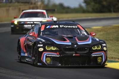 BMW Team RLL Celebrates Victory At The Petit Le Mans – Bill Auberlen Victorious In His 400Th Race For BMW