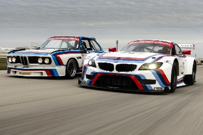 BMW HONORED AS FEATURED MARQUE AT 2015 SPEEDFEST AT THE CLASSIC MOTORSPORTS MITTY