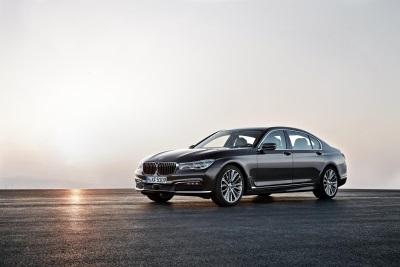 BMW 7 SERIES WINS 2016 WORLD LUXURY CAR